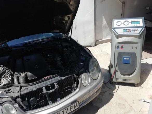 Автоклиматици-ремонт и зареждане