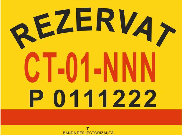 Placuta parcare Constanta - conform Hotararii Primariei  123/2021
