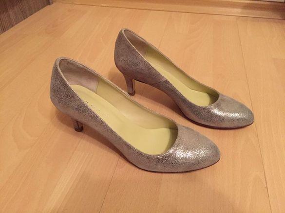 Дамски обувки естествена кожа 37 номер