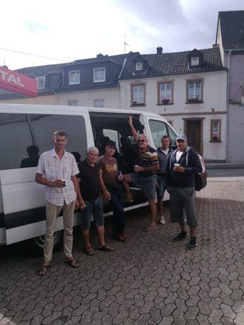 Transport persoane , colete si marfa internațional