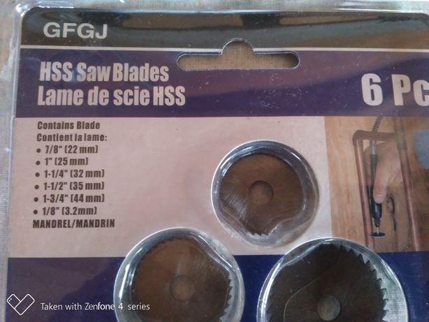 Set  mini panze HSS