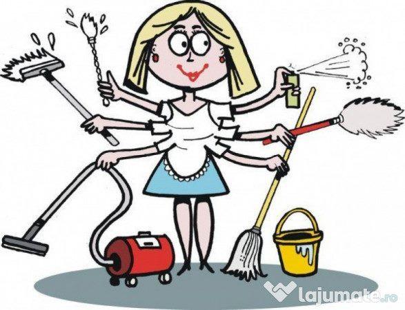 Servicii curatenie adresata sectoarele rezidentiale, comerciale