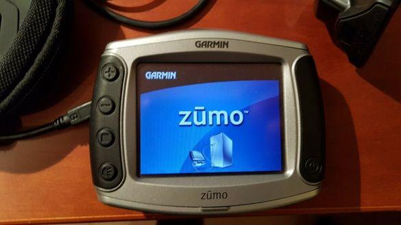 Garmin Zumo 550 и други
