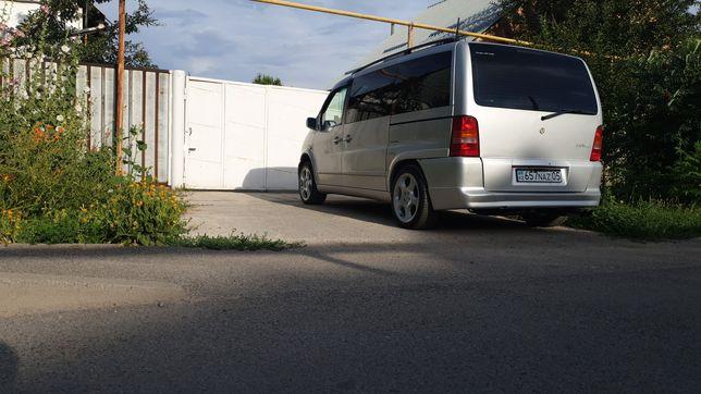 Машина Вито 638 БРАБУС