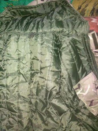 Jachetă de camuflaj multicamo