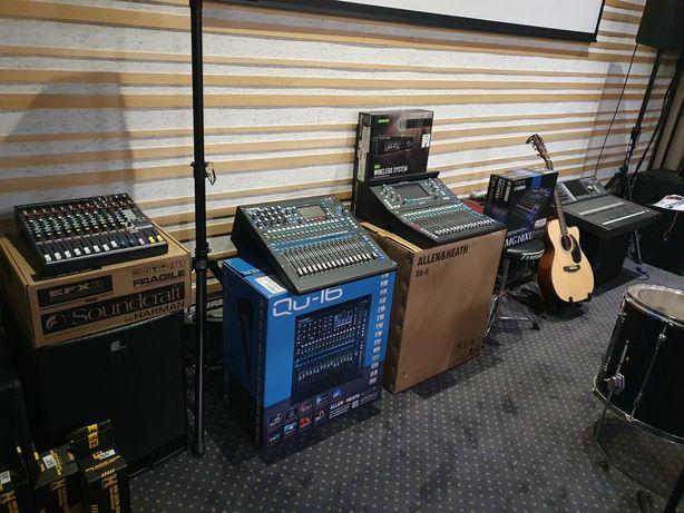 Vindem  Mixere , Boxe ,Amplificatoare, systeme de sunet Noi si second!