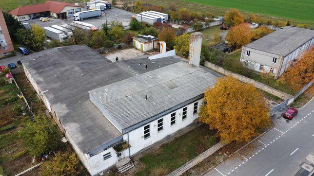 Spatiu industrial 2900 mp , vizavi de Uzina Mecanica Orastie