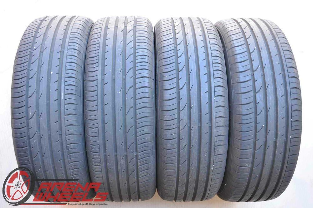 Anvelope Vara 18 inch Continental ContiPremiumContact 2  215/55 R18 Bucuresti - imagine 1