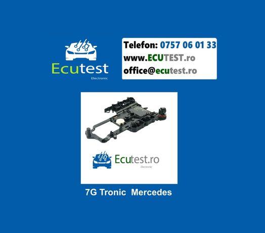 Reparatii mecatronica cutii automate 7G Tronic si CVT - Mercedes