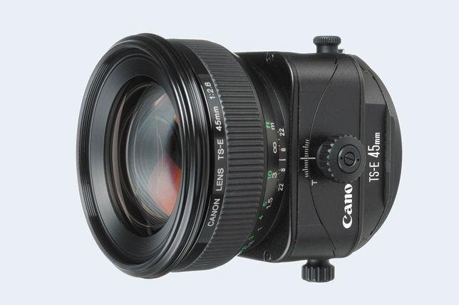 Canon TSE 45 mm f/2.8