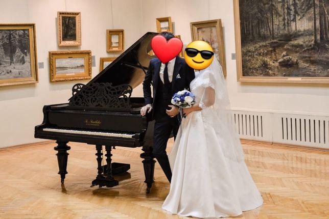 СРОЧНО !!! Продам свадебное плтатье!