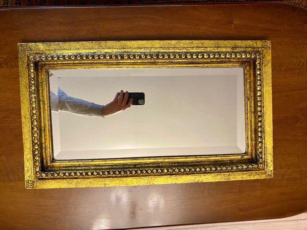Oglinda cu rama sculptata