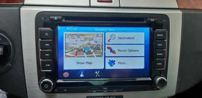 Navigație,android youtube,bluetooth,aux, 8 gb