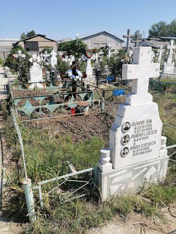 Doua locuri de veci cimitirul Sf. Andrei. Buzau