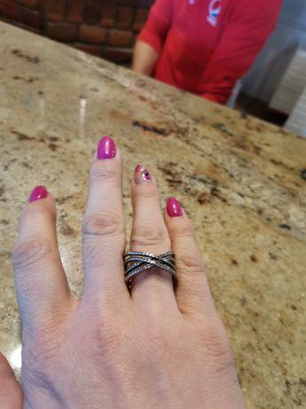 Bratara și inel Pandora cu garanție
