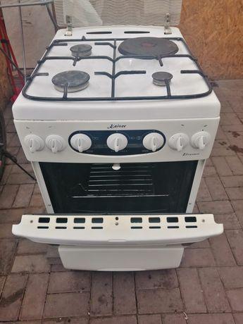 Электро - газовая плита Kaiser