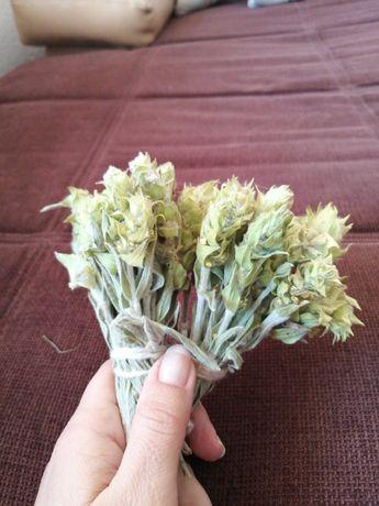 Родопски билкови чай- мурсалски, мащерка, жълт и червен кантарион, мен