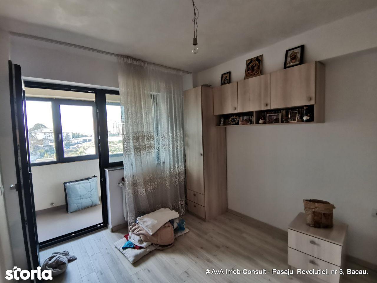 Apartament 2 camere, decomandat, bloc din 2017, zona Bistrita Lac