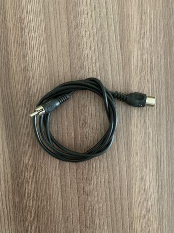 Тв (антенный) кабель - Av,Rca шнур, провод (Tv,тюльпан,колокольчики)