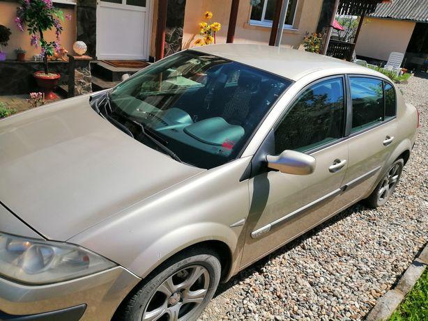 Renault Megane în stare bună de funcționare