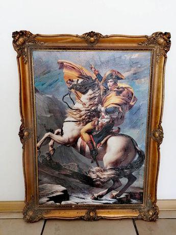 Tablouri de luptă pictate manual ale marelui cuceritor Napoleon