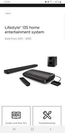 Bose Sound Touch 135 Sistem Home Cinema