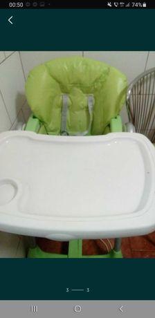 Vând scaun de bebeluși