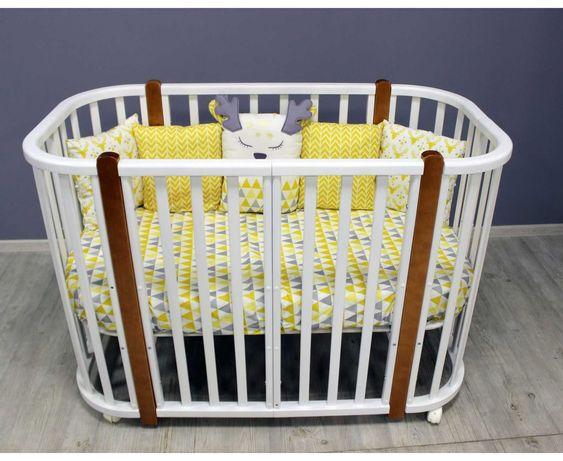Кроватка детская  Nuvola  LUX Виолла люкс Нувола кровать манеж Алматы