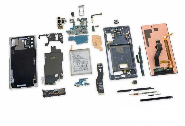 Ремонт замена стекла дисплея samsung, самсунг, iphone, xiaomi