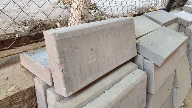 Каменный Бордюр 20x50