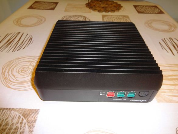 Мини Компютър без Вентилатори i5-4570TE  2.70GHz 8GB DDR3 128GB SSD