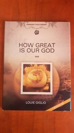 DVD BIBLIC : How Great is our GOD (Louie Giglio) (2008)