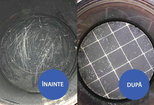 Curatare Filtru de Particule, catalizator ,Dpf