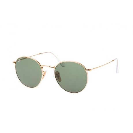 -35% Ray Ban RB 3447 - 001 - 50 ROUNDMETAL Кръгли слънчеви очила