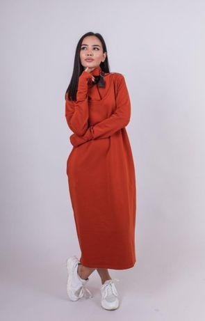 Новое платье казахстанского бренда AnnaAnna