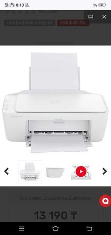Принтер Hp 2130 бу