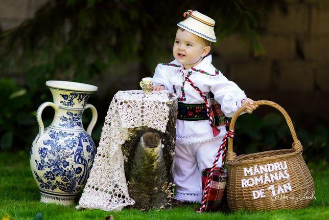 Costum popular baieti de Maramureș!