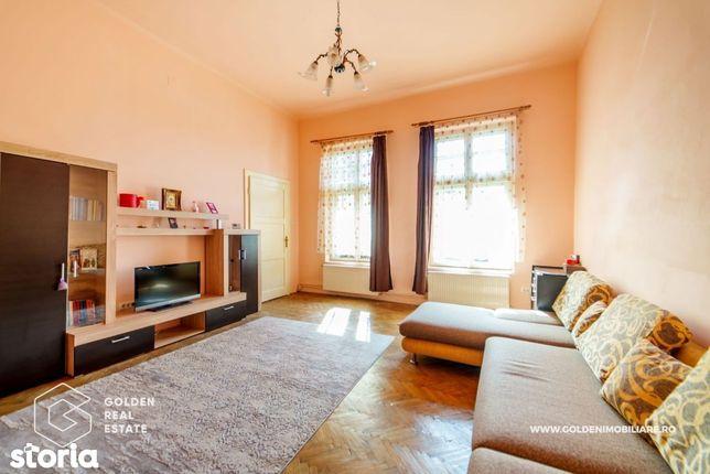 Apartament 1 camera la casa, 96 mp, parter inalt, Episcopiei