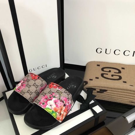 Papuci Femei Gucci Model 2021