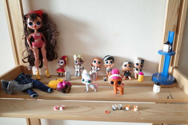 Куклы L.O.L. LOL ЛОЛ оригинал большая O.M.G.