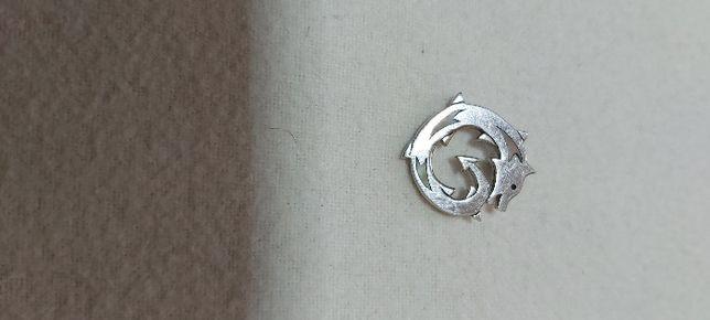 Medalion argint cu cuart