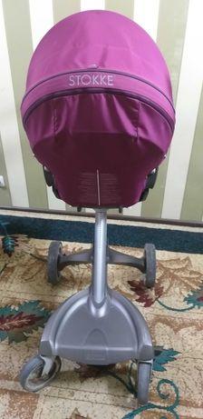 продам д/прогулочную коляску Stokke, москитная сетка, дорожная сумка