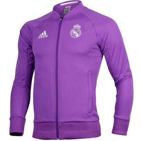 Adidas F.C. Real Madrid Anthem Jacket Mens ; SIZE: M и L ; КОД: S95560