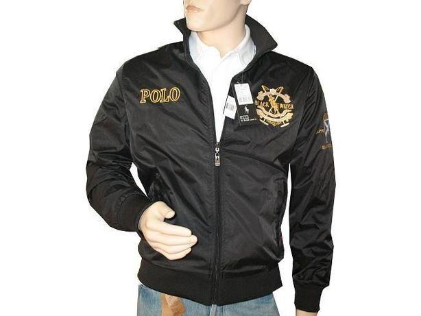 Куртка POLO RL Black Watch. 3 цвета