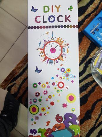 3D часы настенные