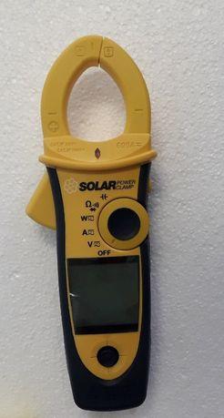 Clampmeter Solar Seaward AC DC