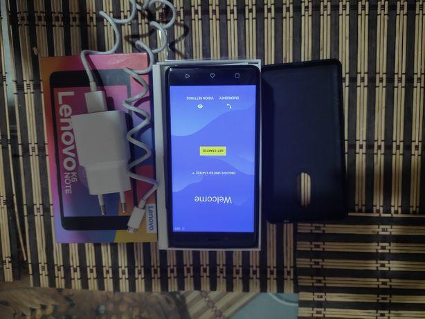 Смартфон Lenovo K6 Note