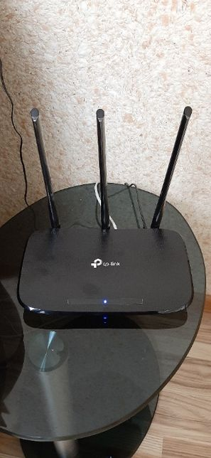 tp-link N450 WI-FI роутер