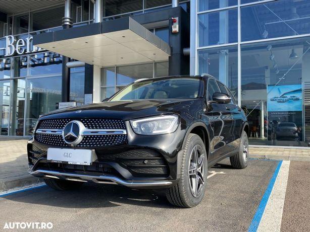 Mercedes-Benz GLC GLC 3003 4M Hybrid SUV / Autonomie electrica: 51 km / Emisii Co2: 53g