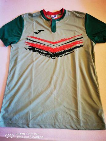 Спортна тениска Joma, резидава, размери S и M!